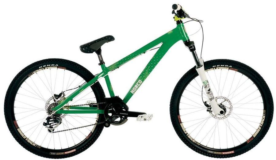 Norco 125 2008 Review The Bike List